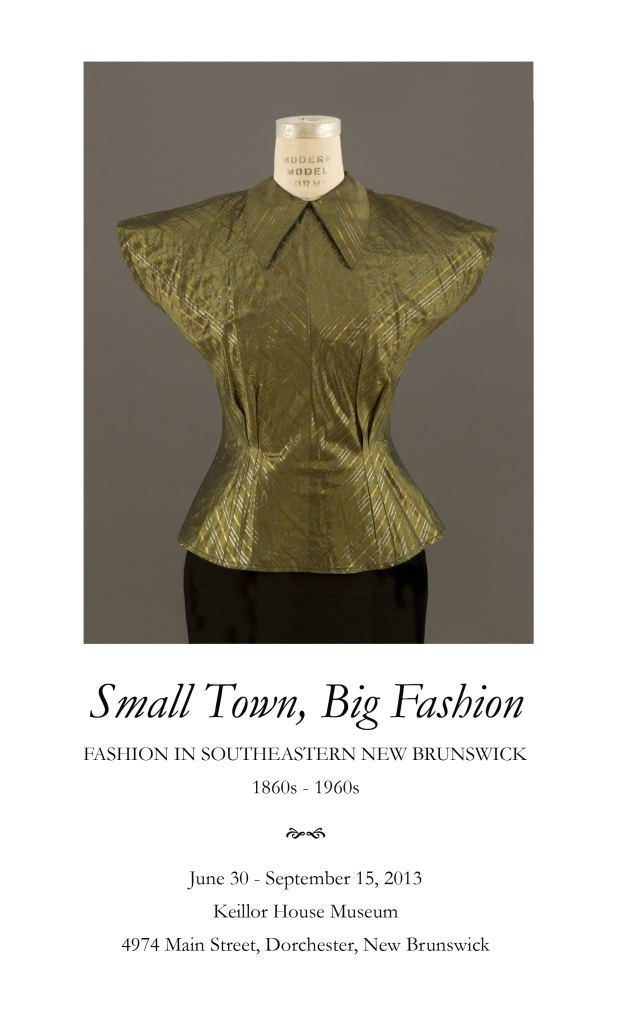 ad Exhibt Small Town Big Fashion